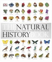 The Natural History Book: The Ultimate Visual Guide to Everything on Earth - фото обкладинки книги