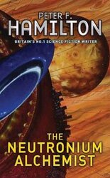 The Neutronium Alchemist. Book 2 - фото обкладинки книги