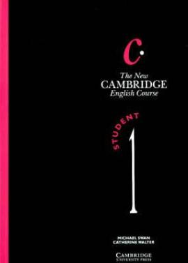 Підручник The New Cambridge English Course 1 Student's book