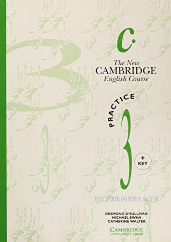Посібник The New Cambridge English Course 3 Practice book with key