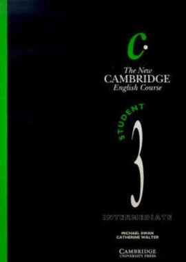 The New Cambridge English Course 3 Student's book - фото книги
