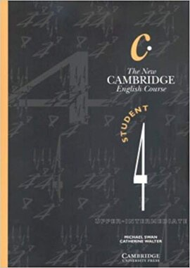 Підручник The New Cambridge English Course 4 Student's book