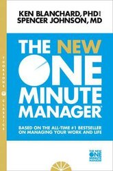 The New One Minute Manager - фото обкладинки книги