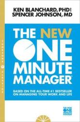The New One Minute Manager - фото обкладинки книги