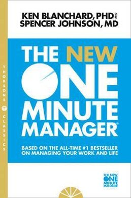 The New One Minute Manager - фото книги