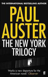 The New York Trilogy - фото обкладинки книги