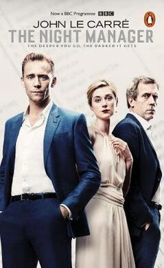 The Night Manager - фото книги