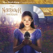 The Nutcracker and the Four Realms Read-Along Storybook and CD - фото обкладинки книги