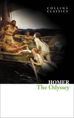 Книга The Odyssey