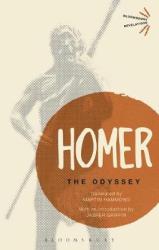 The Odyssey - фото обкладинки книги
