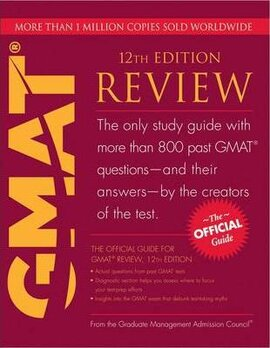 The Official Guide for GMAT Review - фото книги