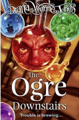 Книга The Ogre Downstairs