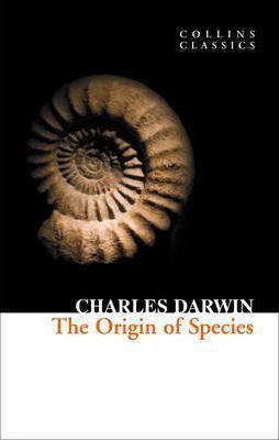 Книга The Origin of Species