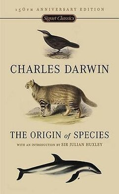 The Origin Of Species - фото книги