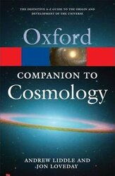 The Oxford Companion to Cosmology - фото обкладинки книги