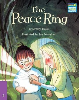 The Peace Ring ELT Edition - фото книги