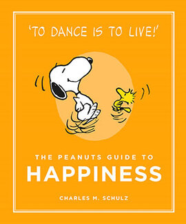 The Peanuts Guide to Happiness - фото книги