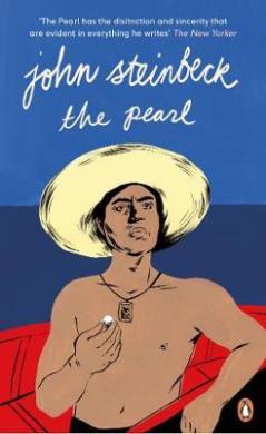 The Pearl - фото книги