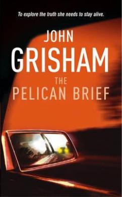 Книга The Pelican Brief