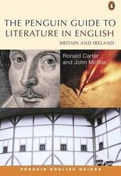 The Penguin Guide to Literature in English. Britain And Ireland - фото обкладинки книги