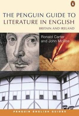 The Penguin Guide to Literature in English. Britain And Ireland - фото книги