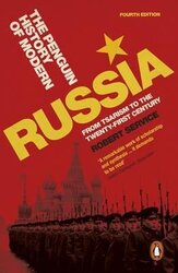 The Penguin History of Modern Russia: From Tsarism to the Twenty-first Century - фото обкладинки книги