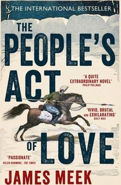 The People's Act Of Love - фото книги