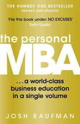 The Personal MBA: A World-Class Business Education in a Single Volume - фото обкладинки книги