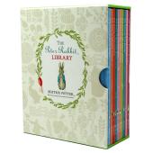 The Peter Rabbit Library (10 books) - фото обкладинки книги