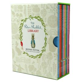 The Peter Rabbit Library (10 books) - фото книги