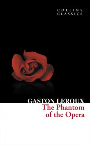 Книга The Phantom of the Opera