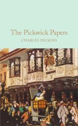 The Pickwick Papers - фото обкладинки книги