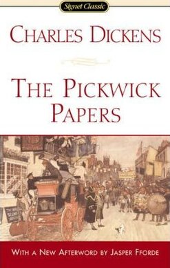 The Pickwick Papers - фото книги