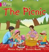The Picnic - фото обкладинки книги