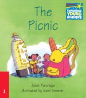The Picnic Level 1 ELT Edition - фото обкладинки книги