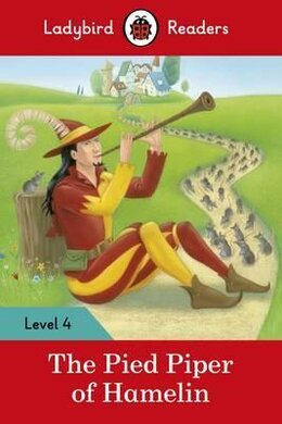 The Pied Piper - Ladybird Readers Level 4 - фото книги