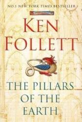 The Pillars of the Earth - фото обкладинки книги