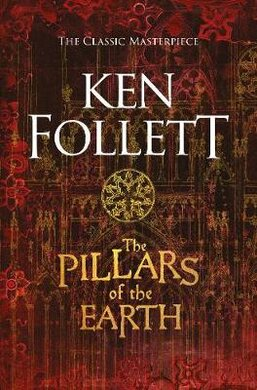 The Pillars of the Earth - фото книги