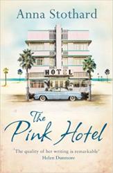 The Pink Hotel - фото обкладинки книги
