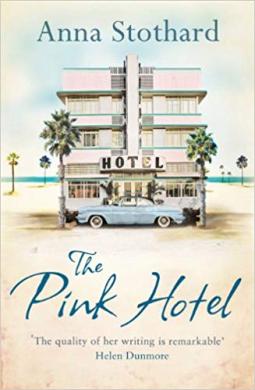 The Pink Hotel - фото книги