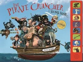 The Pirate-Cruncher (Sound Book) - фото книги