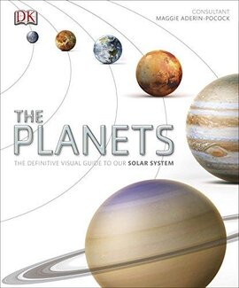 The Planets : The Definitive Visual Guide to Our Solar System - фото книги