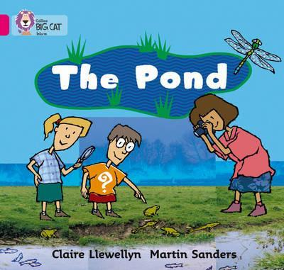 Книга The Pond