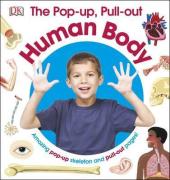 The Pop-Up, Pull-Out Human Body - фото обкладинки книги