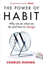 The Power of Habit: Why We Do What We Do, and How to Change - фото обкладинки книги