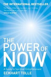 The Power of Now: A Guide to Spiritual Enlightenment - фото обкладинки книги