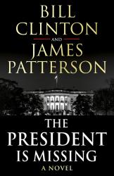 The President is Missing - фото обкладинки книги