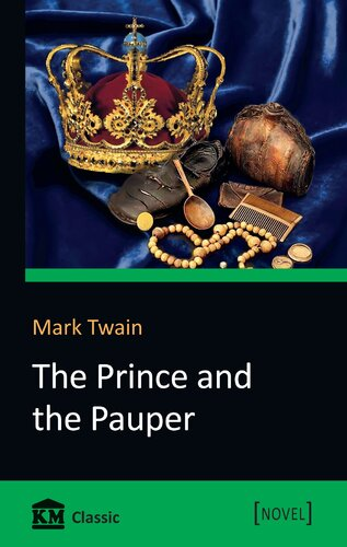 Книга The Prince and the Pauper