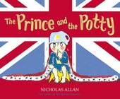 The Prince and the Potty - фото обкладинки книги