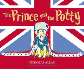 The Prince and the Potty - фото книги